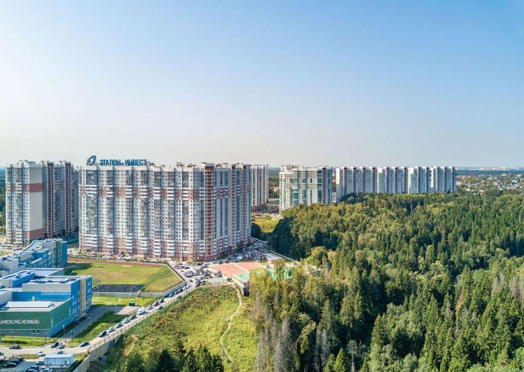 Продажа однокомнатной квартиры Красногорск, Крайняя улица, цена 4295057 рублей, 2020 год объявление №441834 на megabaz.ru
