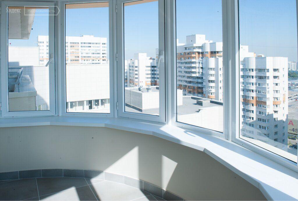 Продажа двухкомнатной квартиры рабочий поселок Новоивановское, Можайское шоссе 52, цена 15800000 рублей, 2021 год объявление №599021 на megabaz.ru