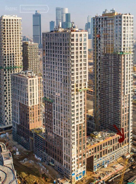 Продажа однокомнатной квартиры Москва, метро Фили, Багратионовский проезд 5к3, цена 13000000 рублей, 2021 год объявление №552287 на megabaz.ru