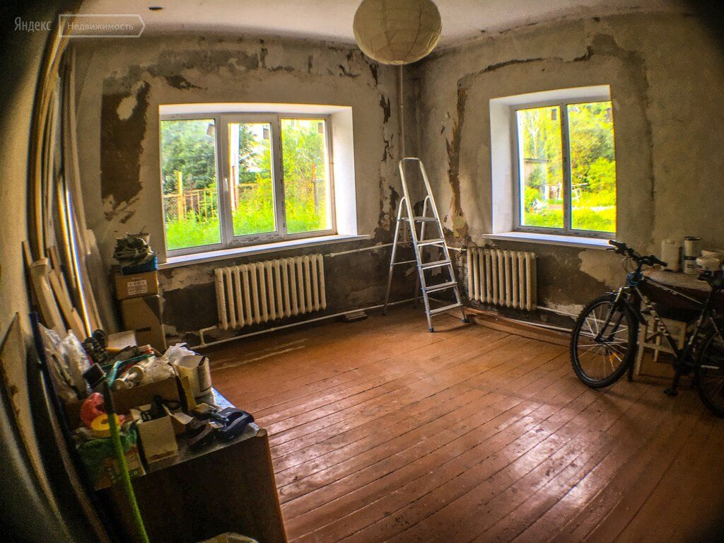 Продажа трёхкомнатной квартиры деревня Чашниково, цена 3200000 рублей, 2021 год объявление №438069 на megabaz.ru