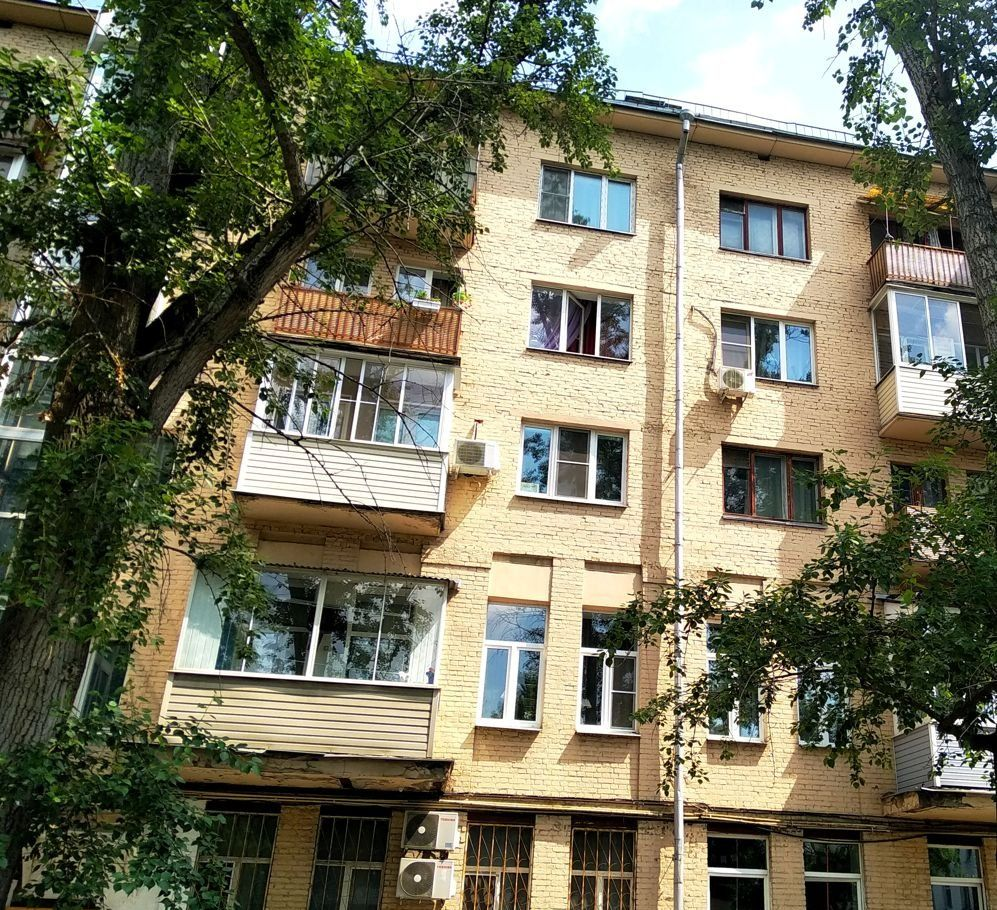 Продажа студии Москва, метро Савеловская, Вадковский переулок 12, цена 3989990 рублей, 2020 год объявление №435784 на megabaz.ru