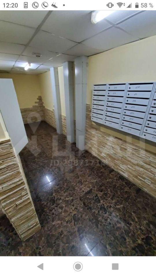 Продажа однокомнатной квартиры поселок Мебельной фабрики, метро Медведково, Заречная улица 3, цена 4250000 рублей, 2021 год объявление №421912 на megabaz.ru