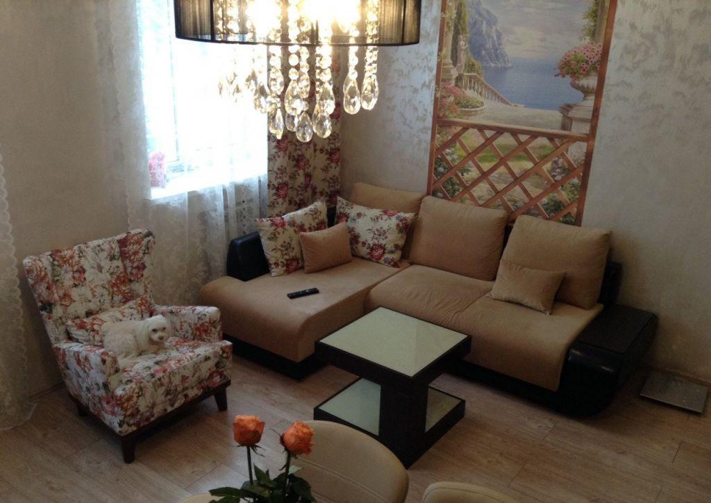 Аренда трёхкомнатной квартиры поселок Поведники, цена 60000 рублей, 2021 год объявление №1109665 на megabaz.ru