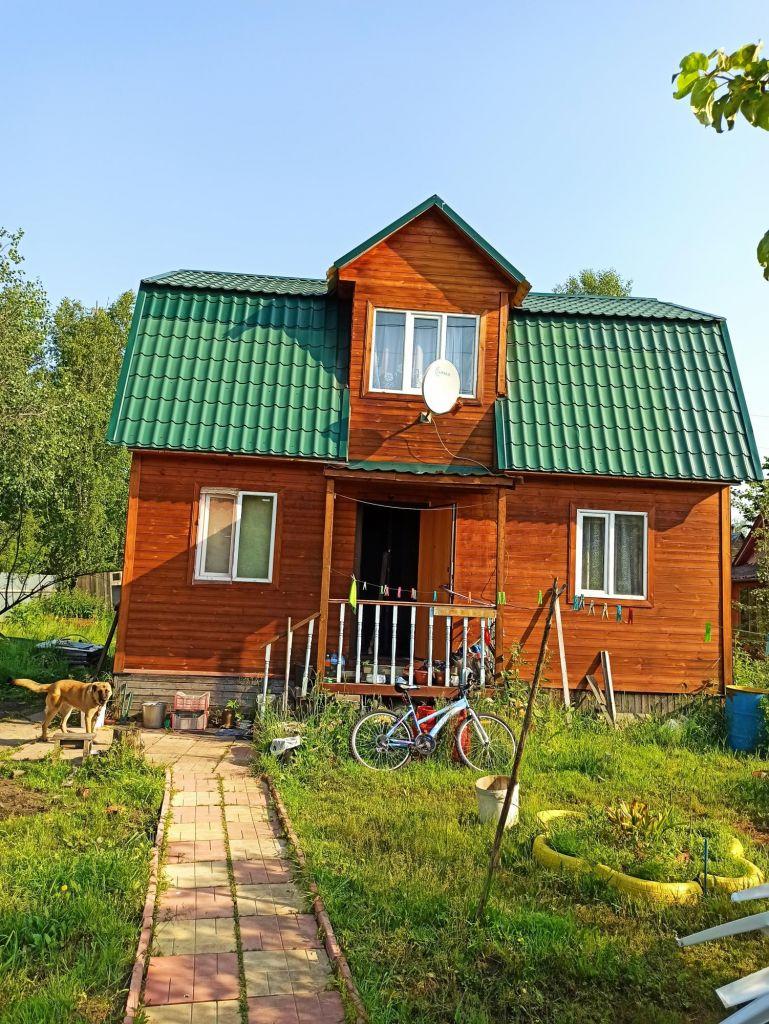 Продажа дома СНТ Рассвет, цена 1200000 рублей, 2021 год объявление №482905 на megabaz.ru