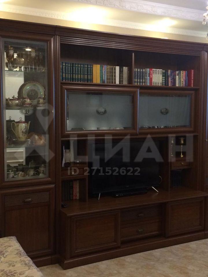 Продажа трёхкомнатной квартиры Красногорск, метро Волоколамская, Красногорский бульвар 26, цена 13399999 рублей, 2021 год объявление №436419 на megabaz.ru