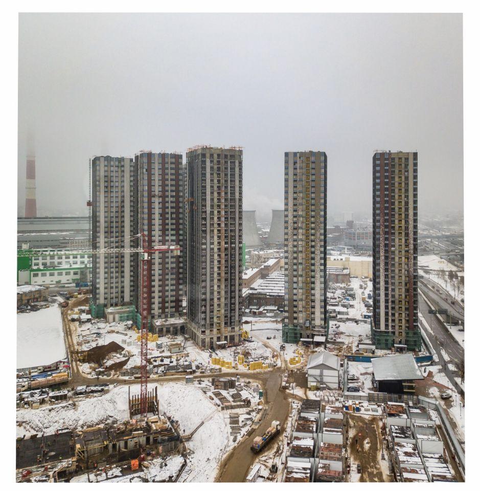 Продажа однокомнатной квартиры Москва, Волгоградский проспект 32/3к1, цена 7700000 рублей, 2020 год объявление №452237 на megabaz.ru