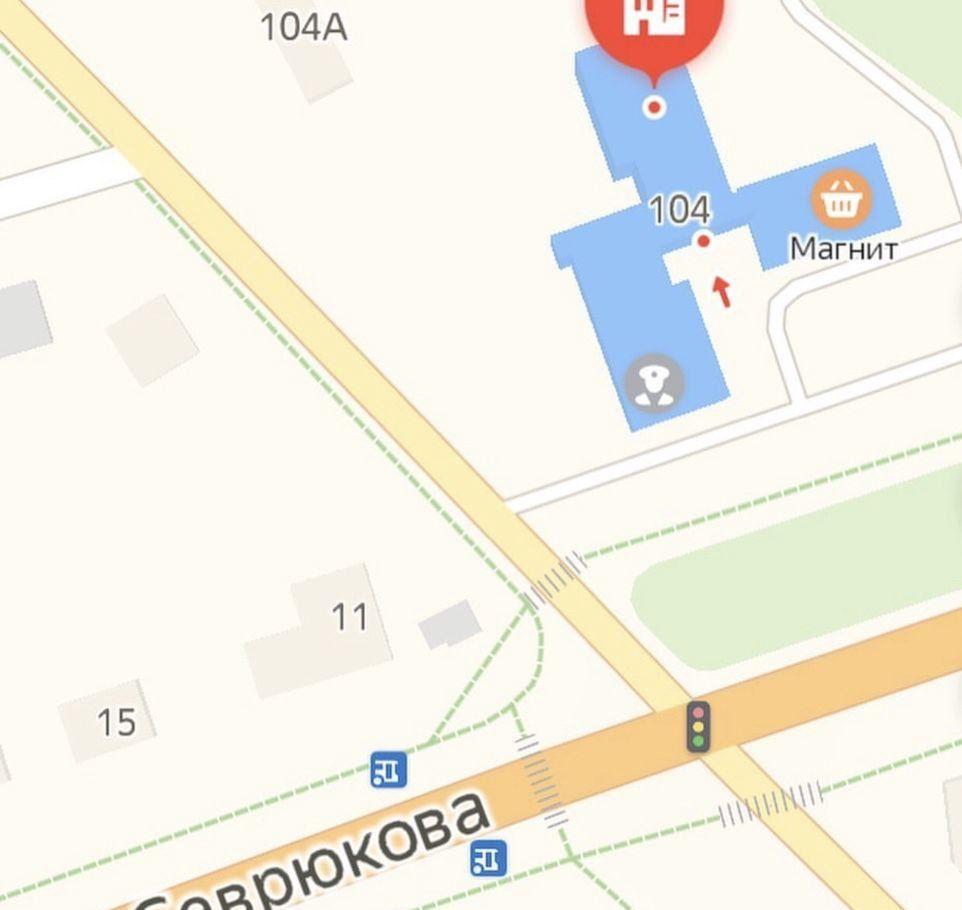 Аренда однокомнатной квартиры поселок Большевик, улица Ленина 104, цена 15000 рублей, 2020 год объявление №1124121 на megabaz.ru