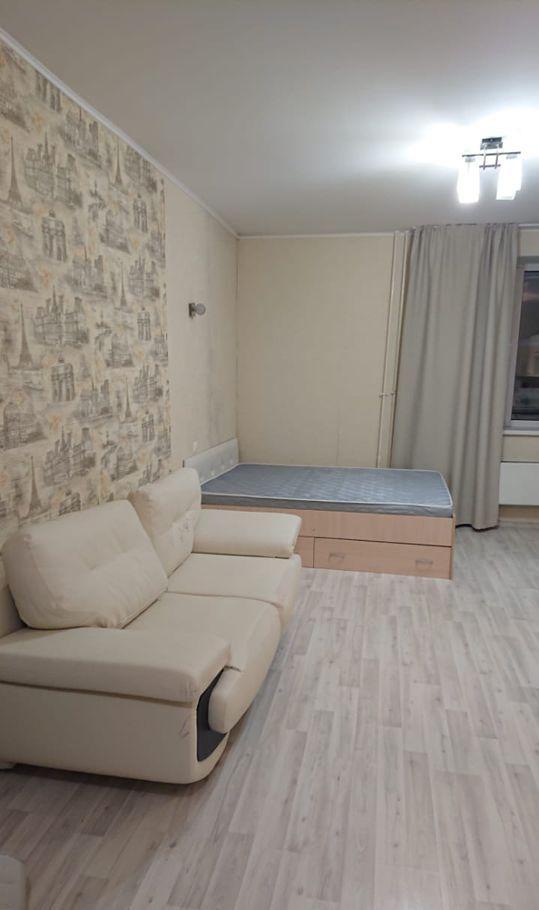 Аренда однокомнатной квартиры деревня Мотяково, цена 20000 рублей, 2020 год объявление №1110496 на megabaz.ru