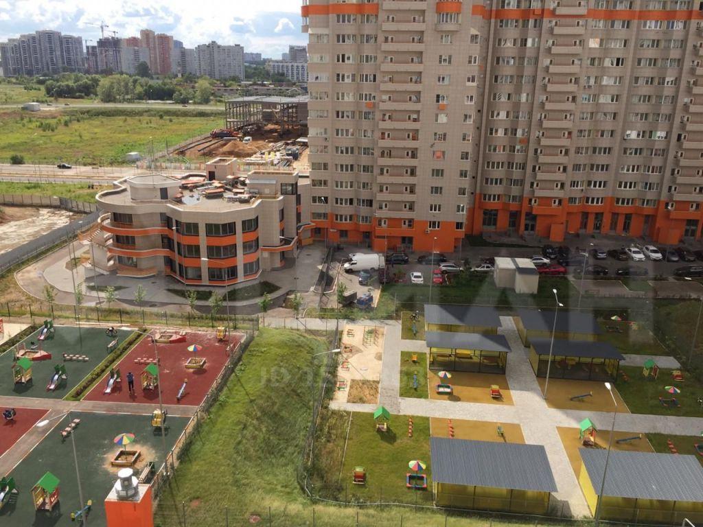 Продажа трёхкомнатной квартиры рабочий поселок Новоивановское, метро Кунцевская, Можайское шоссе 51, цена 12768000 рублей, 2021 год объявление №395876 на megabaz.ru