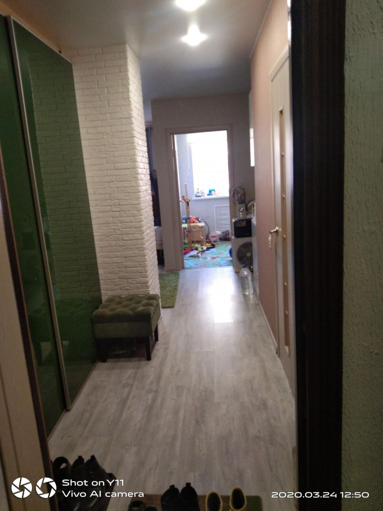 Продажа двухкомнатной квартиры деревня Большие Жеребцы, цена 3400000 рублей, 2021 год объявление №401663 на megabaz.ru