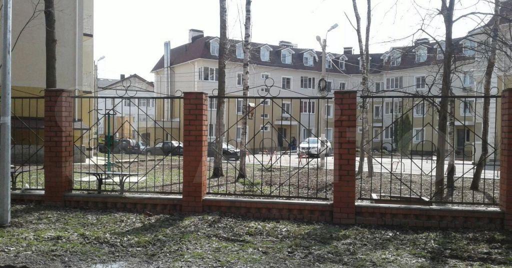 Продажа однокомнатной квартиры деревня Бородино, Варшавское шоссе 80, цена 2700000 рублей, 2021 год объявление №544656 на megabaz.ru