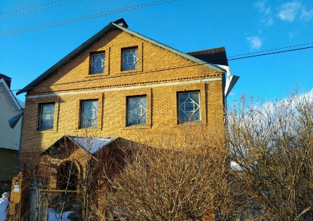 Продажа дома Коломна, улица Подлипки-2 17, цена 6500000 рублей, 2020 год объявление №440401 на megabaz.ru