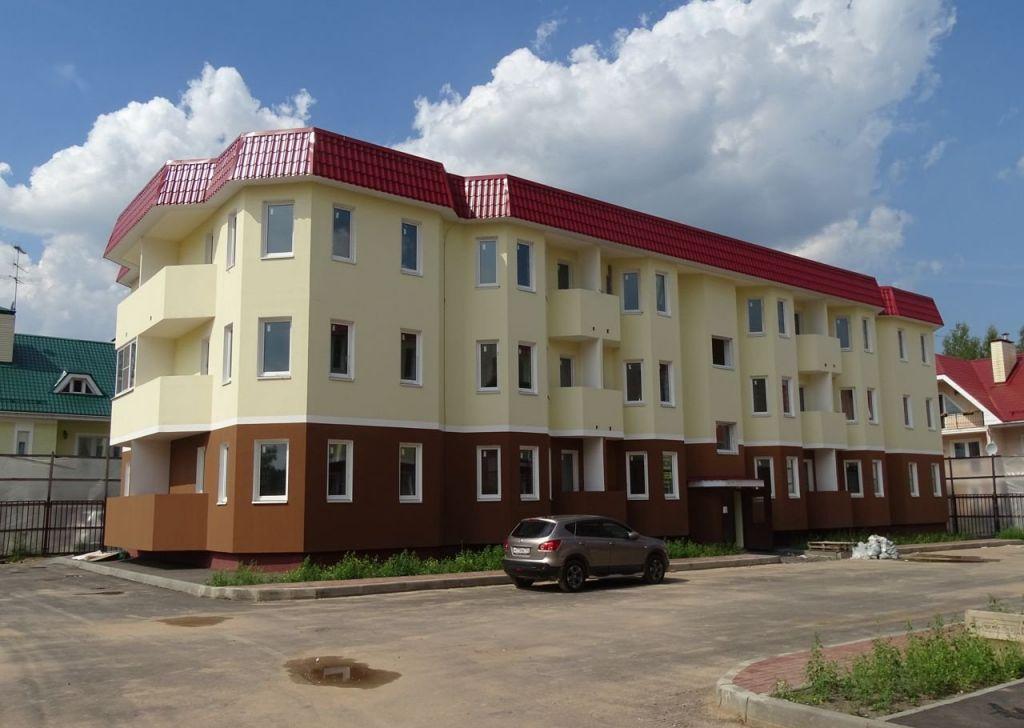 Продажа двухкомнатной квартиры деревня Новая Купавна, цена 3600000 рублей, 2020 год объявление №446580 на megabaz.ru