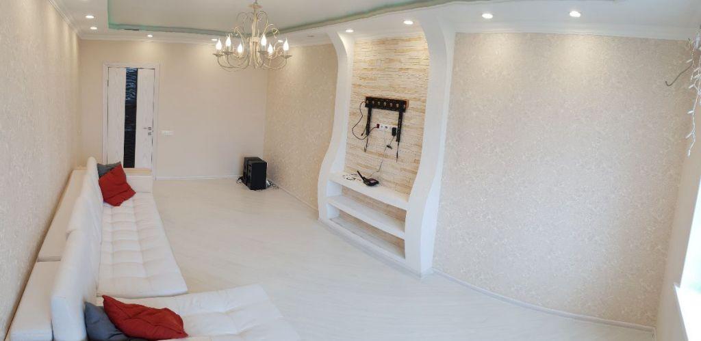 Аренда двухкомнатной квартиры поселок Мебельной фабрики, Заречная улица 3, цена 30000 рублей, 2021 год объявление №1008125 на megabaz.ru