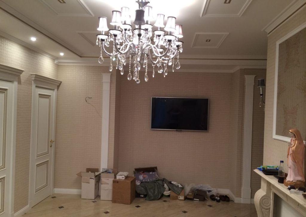 Продажа двухкомнатной квартиры Москва, метро Красные ворота, Большой Козловский переулок 11с2, цена 20500000 рублей, 2020 год объявление №438972 на megabaz.ru