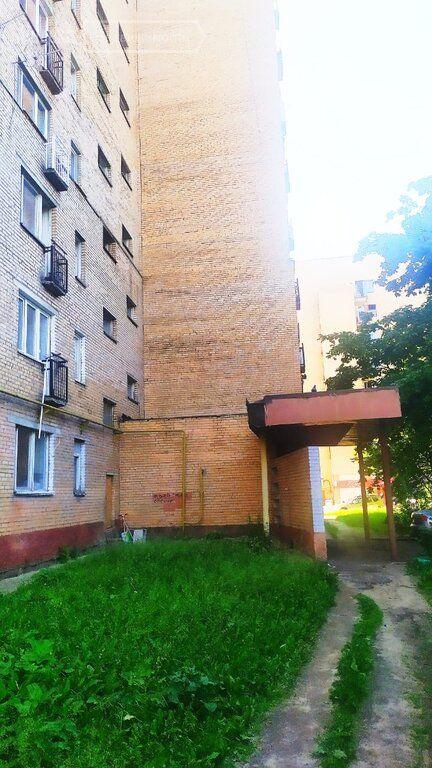 Продажа однокомнатной квартиры Егорьевск, Советская улица 19, цена 1200000 рублей, 2020 год объявление №438885 на megabaz.ru