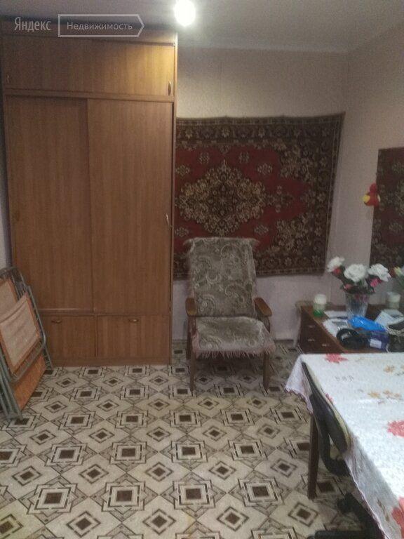 Продажа однокомнатной квартиры Егорьевск, Соборная площадь, цена 1300000 рублей, 2020 год объявление №436835 на megabaz.ru