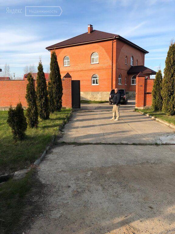 Продажа дома деревня Исаково, цена 20000000 рублей, 2021 год объявление №453411 на megabaz.ru