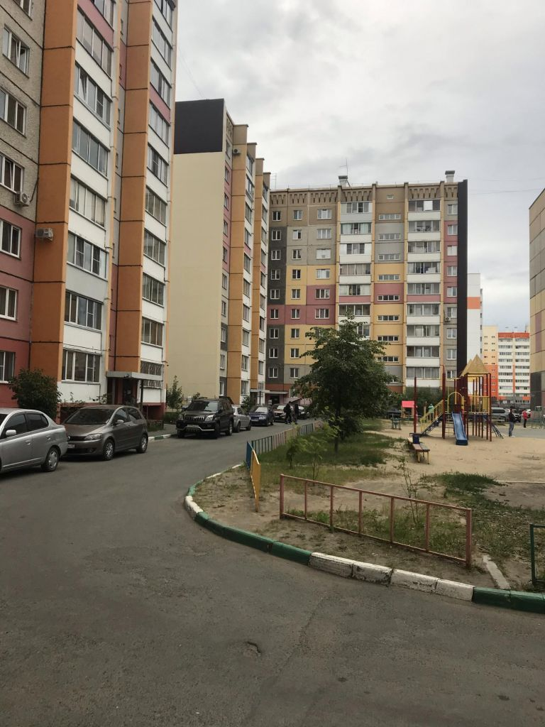 Продажа однокомнатной квартиры поселок Глебовский, цена 1590000 рублей, 2020 год объявление №436842 на megabaz.ru