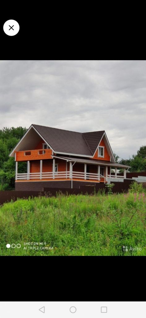 Продажа дома Истра, улица Щеголева 72А, цена 4750000 рублей, 2020 год объявление №437767 на megabaz.ru
