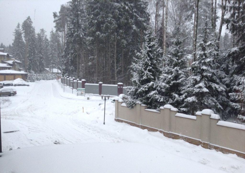 Аренда трёхкомнатной квартиры поселок Поведники, цена 60000 рублей, 2020 год объявление №1109665 на megabaz.ru