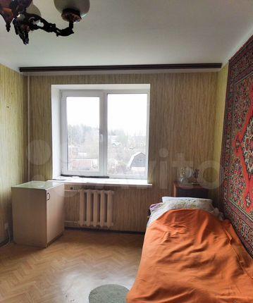 Продажа однокомнатной квартиры село Осташево, Колхозная улица 45Б, цена 1500000 рублей, 2021 год объявление №550836 на megabaz.ru