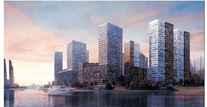 Продажа однокомнатной квартиры Москва, метро Фили, цена 10900000 рублей, 2021 год объявление №438531 на megabaz.ru