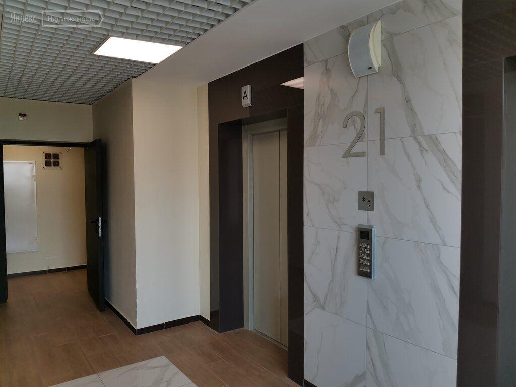 Продажа двухкомнатной квартиры Москва, метро Фили, Береговой проезд 5Ак3, цена 21000000 рублей, 2021 год объявление №440040 на megabaz.ru