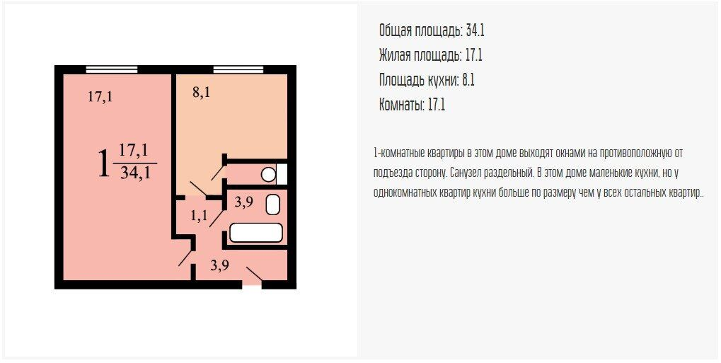 Продажа однокомнатной квартиры Москва, метро Новогиреево, Зелёный проспект 95, цена 7000000 рублей, 2020 год объявление №510782 на megabaz.ru