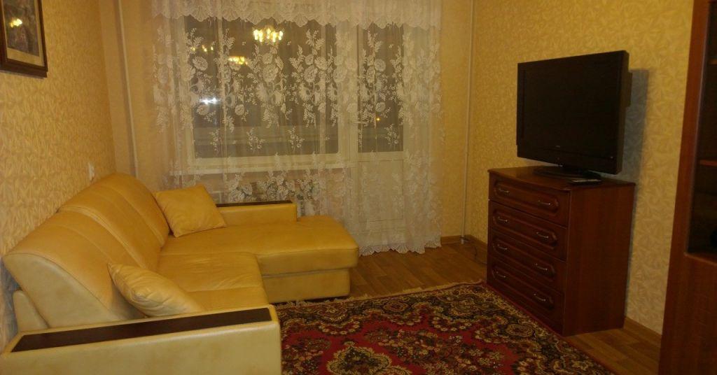 Аренда однокомнатной квартиры Егорьевск, цена 15000 рублей, 2020 год объявление №1126621 на megabaz.ru