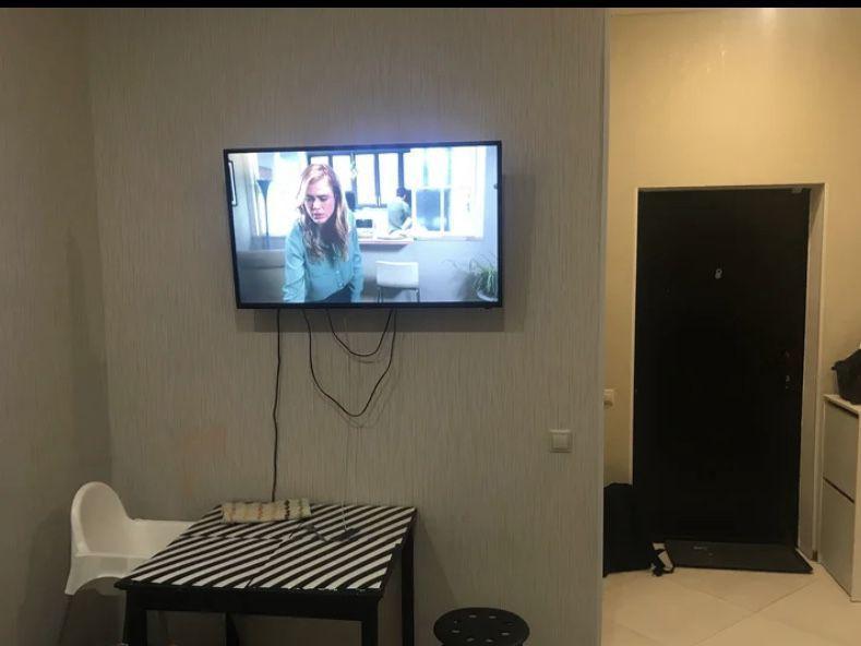 Продажа студии деревня Аристово, Светлая улица 21, цена 4200000 рублей, 2020 год объявление №440895 на megabaz.ru