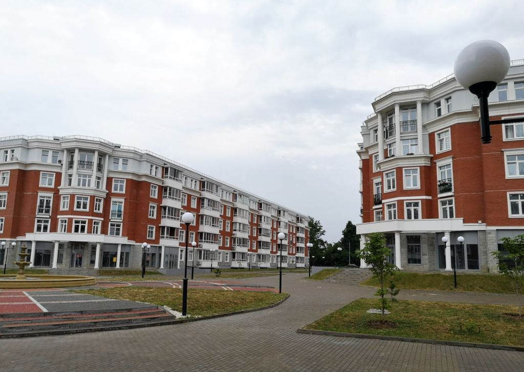 Продажа двухкомнатной квартиры деревня Суханово, цена 5500000 рублей, 2020 год объявление №466768 на megabaz.ru