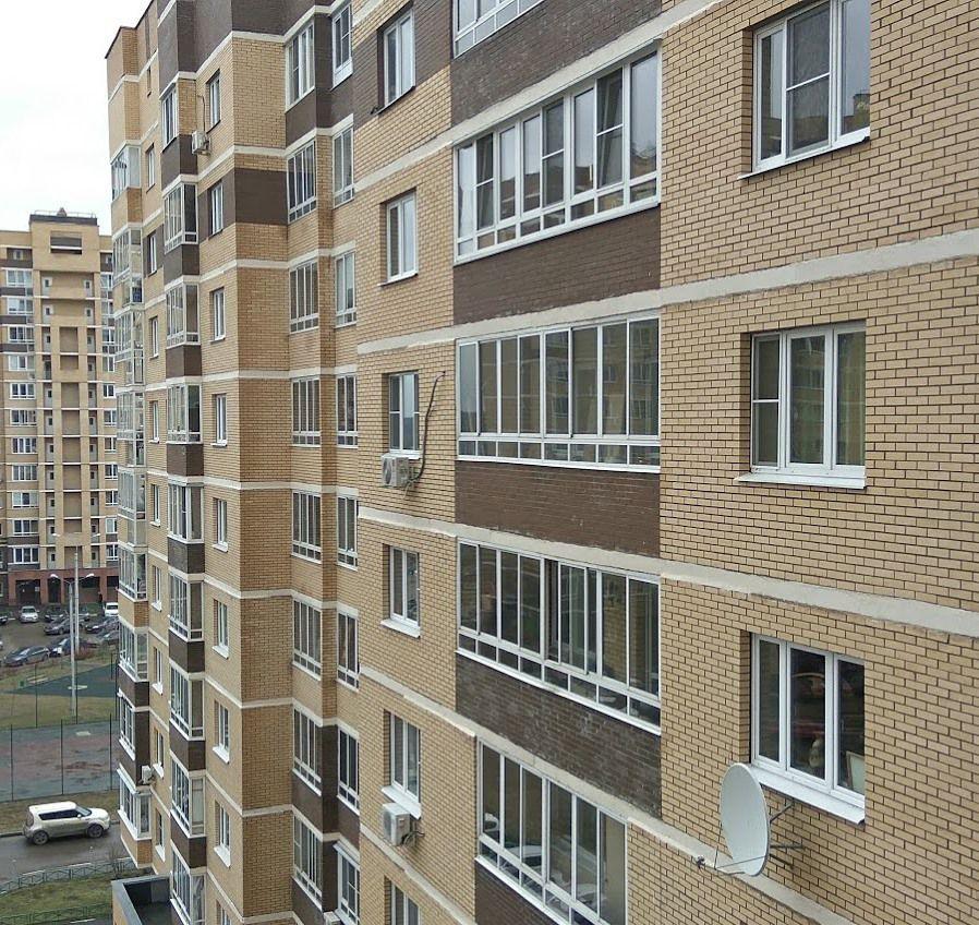Продажа двухкомнатной квартиры поселок Биокомбината, цена 4190000 рублей, 2020 год объявление №437628 на megabaz.ru