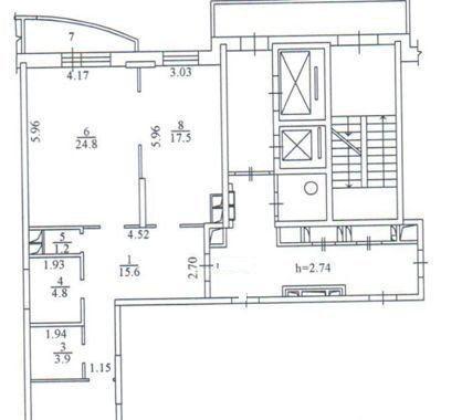 Продажа двухкомнатной квартиры Реутов, метро Новокосино, улица Октября 38, цена 12800000 рублей, 2020 год объявление №448885 на megabaz.ru