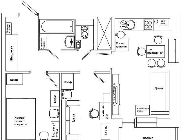 Продажа двухкомнатной квартиры деревня Путилково, Сходненская улица 13, цена 5300000 рублей, 2020 год объявление №445706 на megabaz.ru