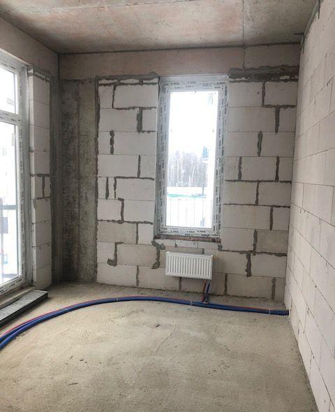 Продажа трёхкомнатной квартиры поселок Мещерино, цена 4990000 рублей, 2021 год объявление №442935 на megabaz.ru