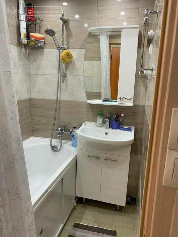 Продажа однокомнатной квартиры поселок Горки-10, цена 5500000 рублей, 2021 год объявление №514237 на megabaz.ru