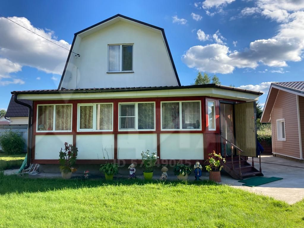 Продажа дома садовое товарищество Лесное, цена 5200000 рублей, 2021 год объявление №487537 на megabaz.ru