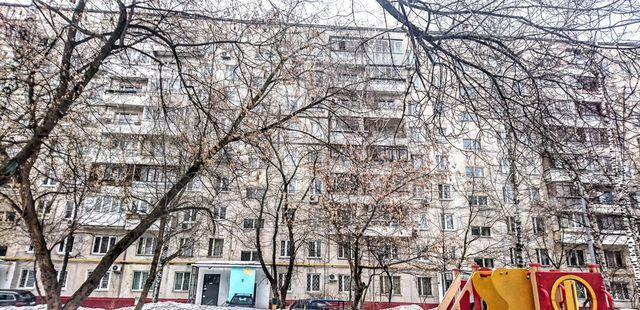 Продажа двухкомнатной квартиры Москва, метро Текстильщики, Грайвороновская улица 16к3, цена 10100000 рублей, 2021 год объявление №580970 на megabaz.ru