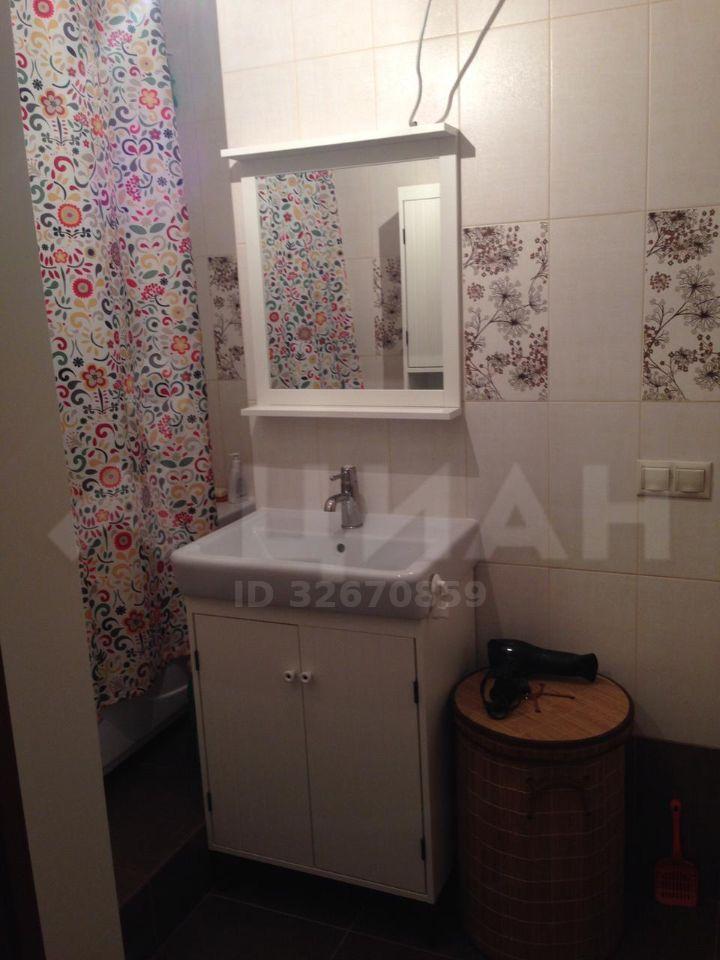 Аренда однокомнатной квартиры деревня Подолино, цена 27000 рублей, 2020 год объявление №1211387 на megabaz.ru
