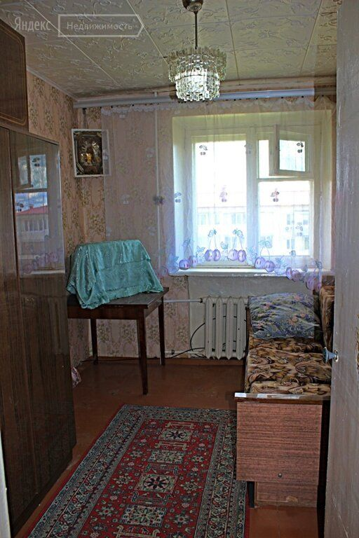 Продажа двухкомнатной квартиры Рошаль, улица Свердлова 16, цена 1200000 рублей, 2020 год объявление №440436 на megabaz.ru