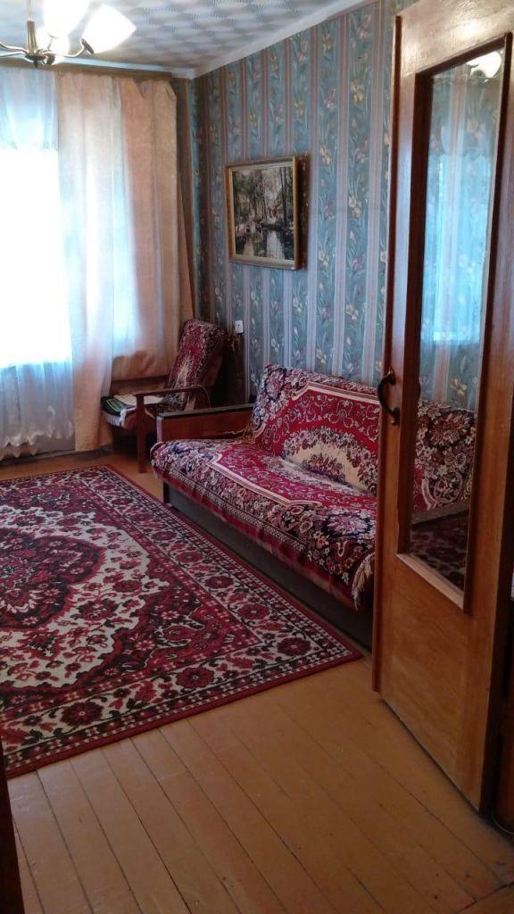 Продажа двухкомнатной квартиры поселок Реммаш, Юбилейная улица 9, цена 2100000 рублей, 2020 год объявление №446645 на megabaz.ru