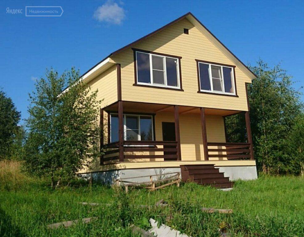 Продажа дома деревня Рогачёво, цена 1990000 рублей, 2020 год объявление №441770 на megabaz.ru