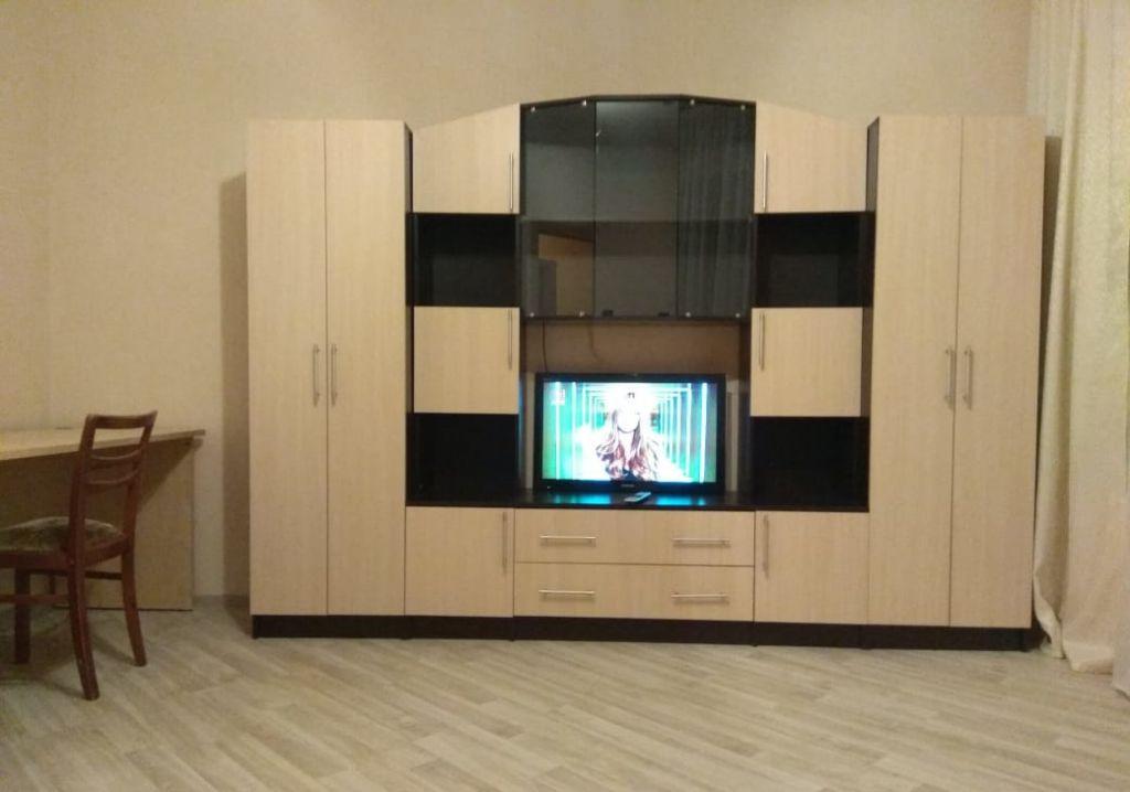 Аренда однокомнатной квартиры Видное, Берёзовая улица 13, цена 25000 рублей, 2020 год объявление №1135321 на megabaz.ru