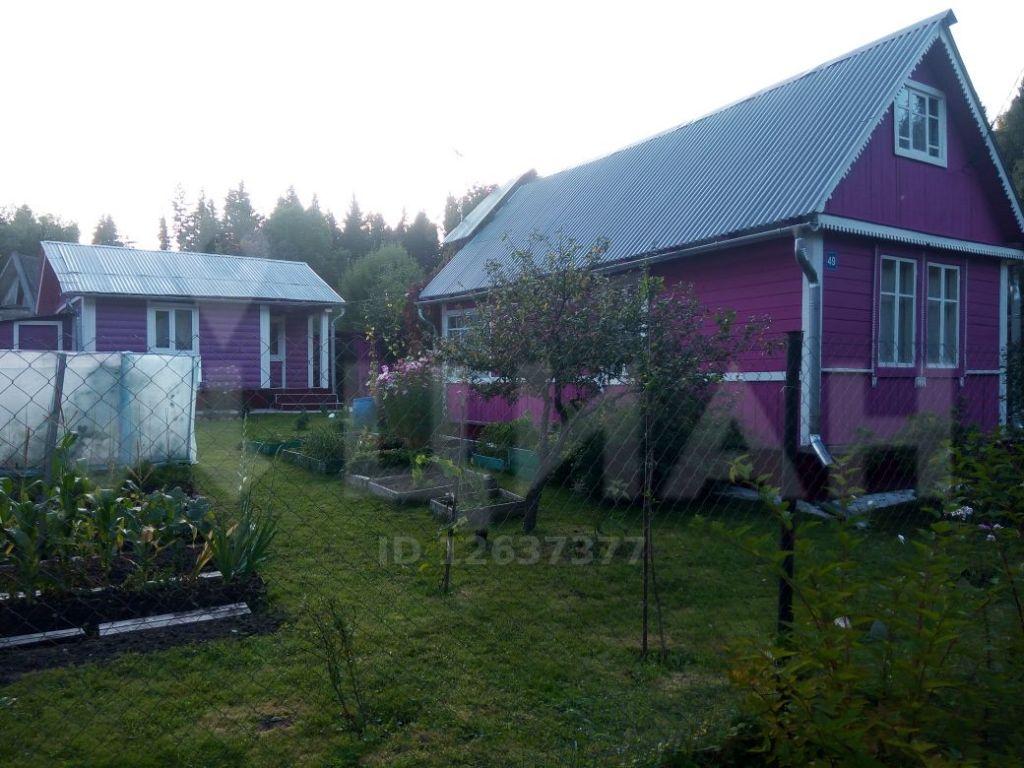 Продажа дома поселок Дорохово, цена 1950000 рублей, 2020 год объявление №424173 на megabaz.ru