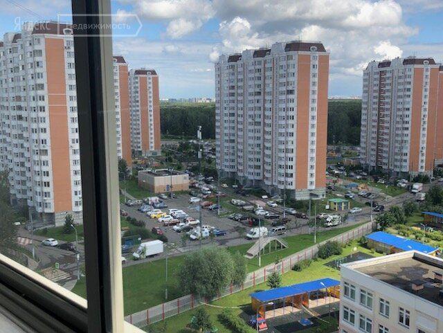 Продажа однокомнатной квартиры Москва, метро Свиблово, Радужная улица 11, цена 6500000 рублей, 2021 год объявление №463081 на megabaz.ru