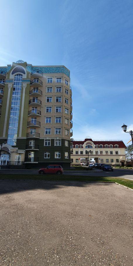 Продажа однокомнатной квартиры поселок Ильинское-Усово, проезд Александра Невского 4, цена 4208400 рублей, 2020 год объявление №439566 на megabaz.ru