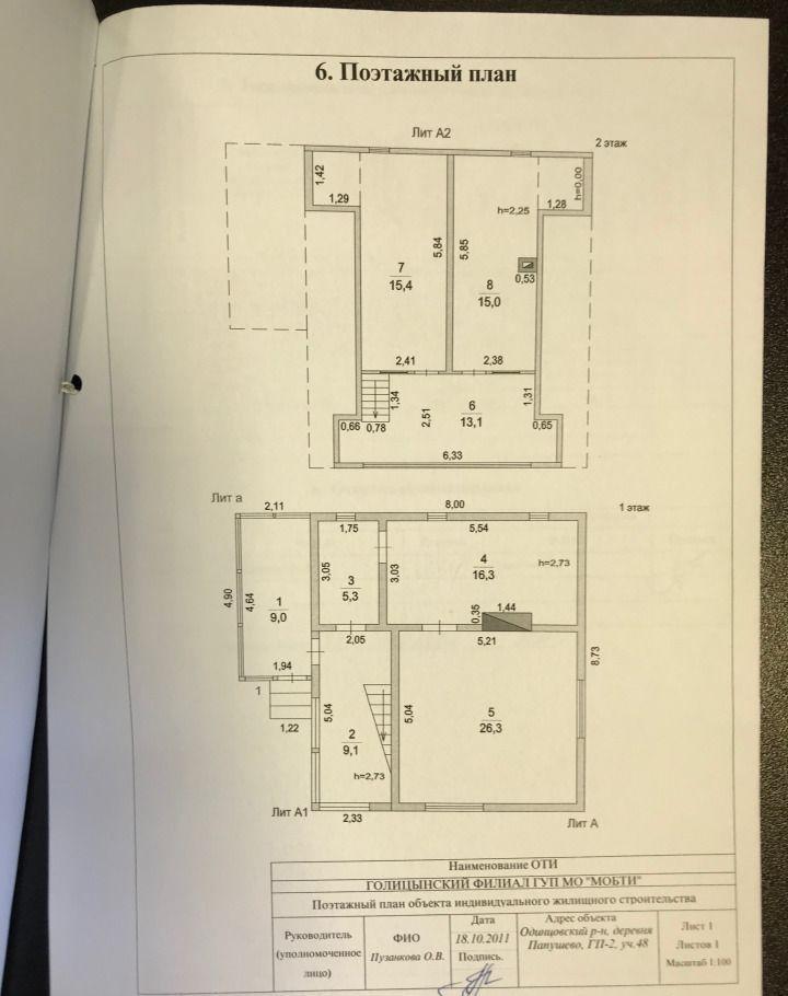 Продажа дома поселок Горки-10, цена 6000000 рублей, 2021 год объявление №365940 на megabaz.ru