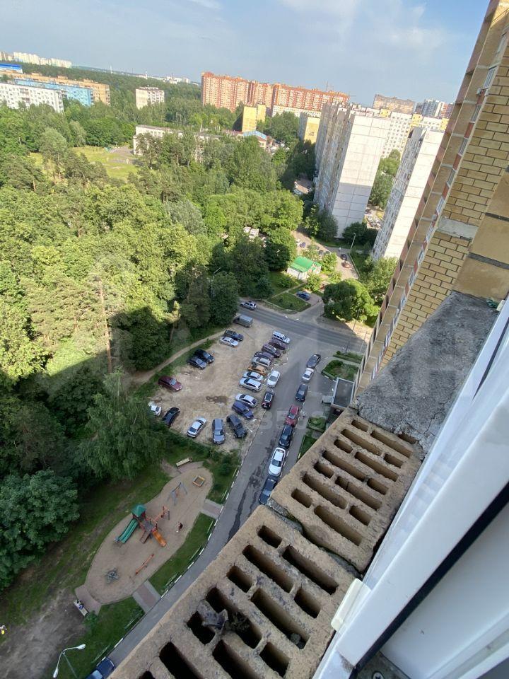 Аренда трёхкомнатной квартиры деревня Павлино, цена 30000 рублей, 2020 год объявление №1095940 на megabaz.ru