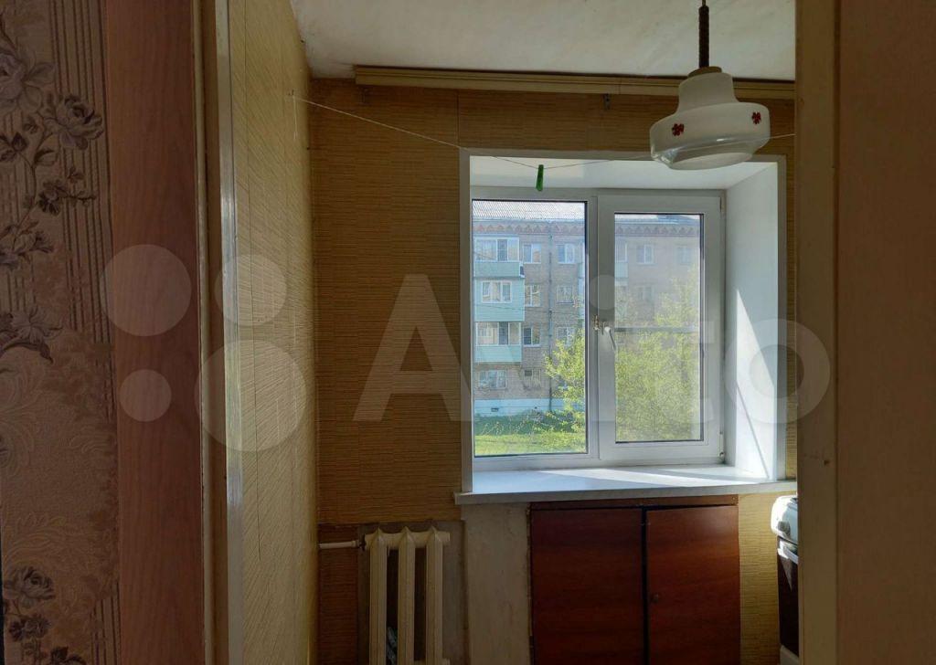 Продажа однокомнатной квартиры Краснозаводск, Театральная улица 4, цена 1150000 рублей, 2021 год объявление №618964 на megabaz.ru